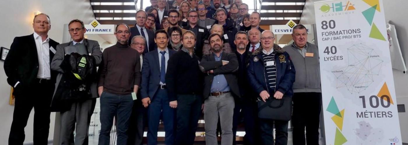 Projet Etablissement 2018-2022